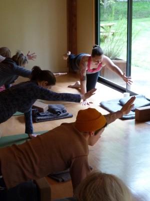 Workshops and Retreats website